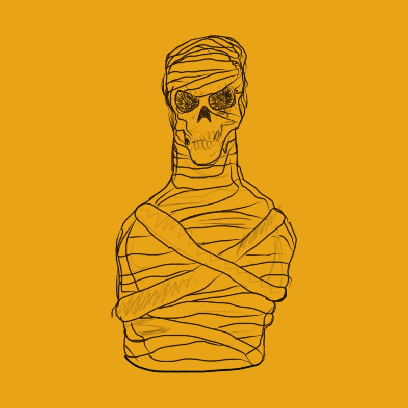 The Mummy by Madboy Illustrations Artist Shop