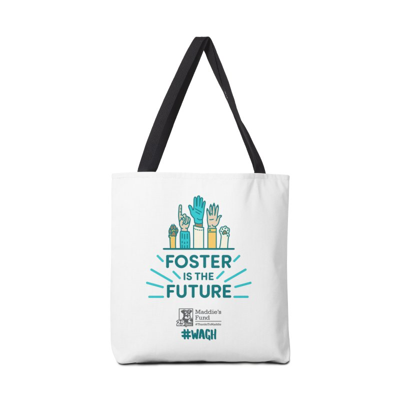 Foster is the Future Accessories Tote Bag Bag by Maddie Shop