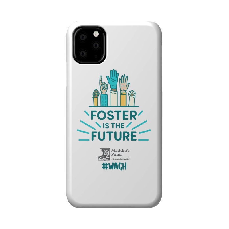 Foster is the Future Accessories Phone Case by Maddie Shop