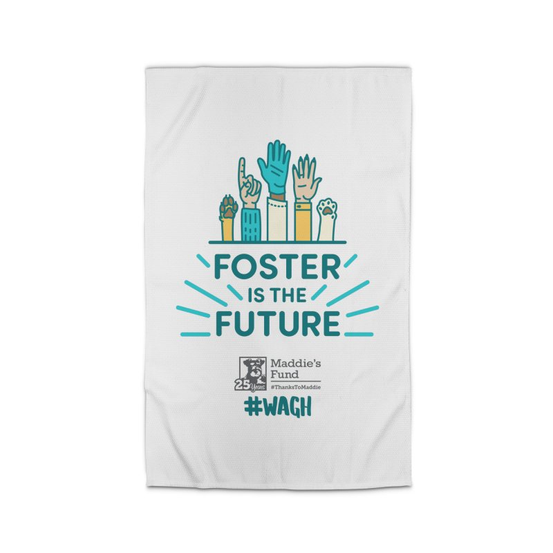 Foster is the Future Home Rug by Maddie Shop