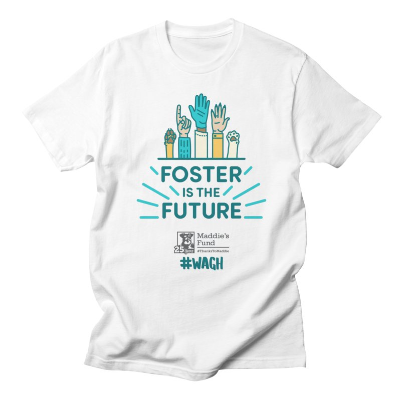 Foster is the Future Men's Regular T-Shirt by Maddie Shop