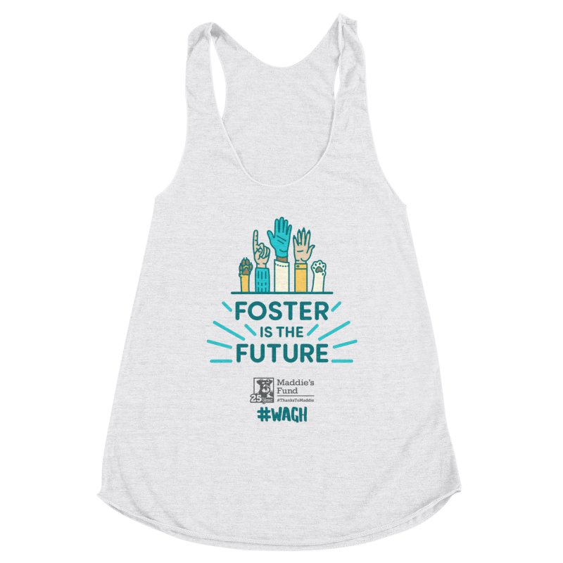 Foster is the Future Women's Tank by Maddie Shop