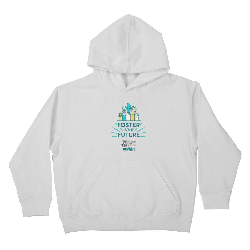 Foster is the Future Kids Pullover Hoody by Maddie Shop