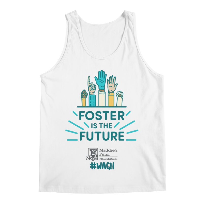 Foster is the Future Men's Regular Tank by Maddie Shop