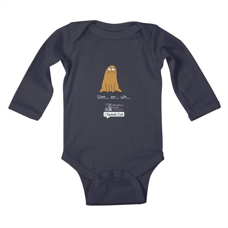 Airplane Ears Kids Baby Longsleeve Bodysuit by Maddie Shop