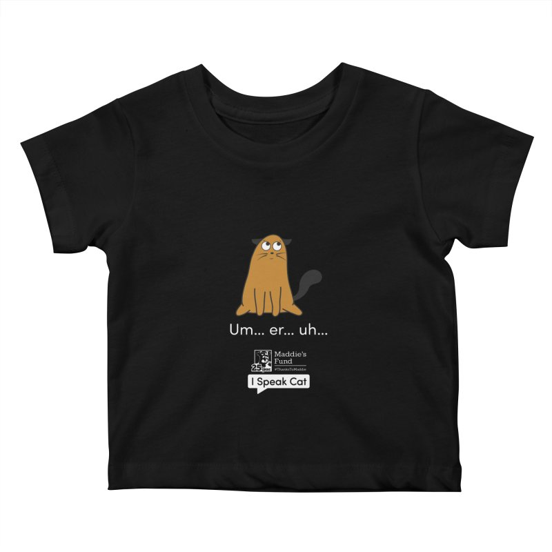 Airplane Ears Kids Baby T-Shirt by Maddie Shop