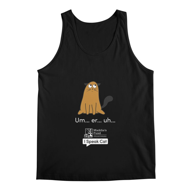 Airplane Ears Men's Tank by Maddie Shop