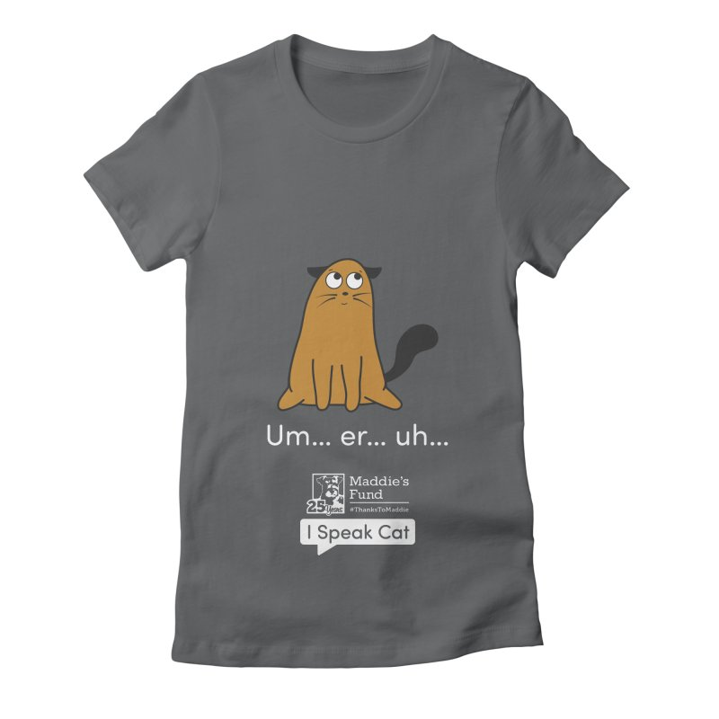 Airplane Ears Women's T-Shirt by Maddie Shop