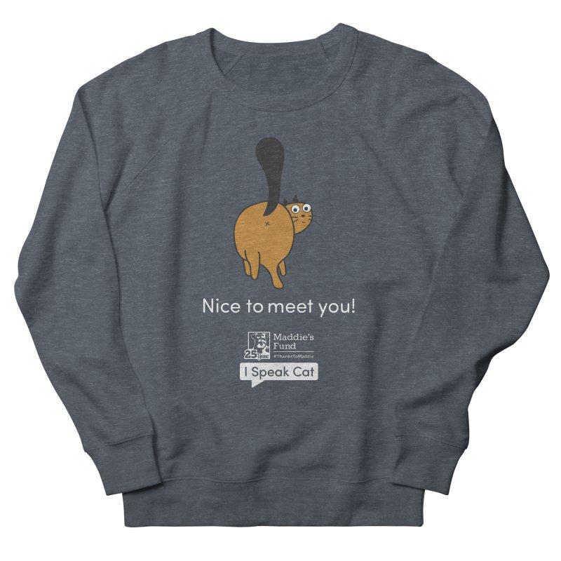 Butt Presentation Men's Sweatshirt by Maddie Shop