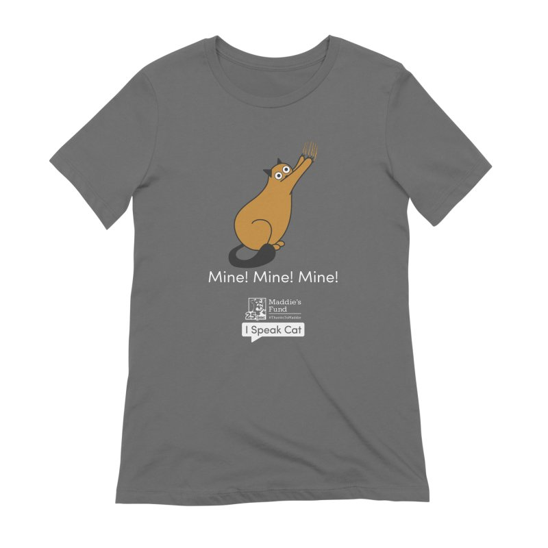 Scratching Women's Extra Soft T-Shirt by Maddie Shop