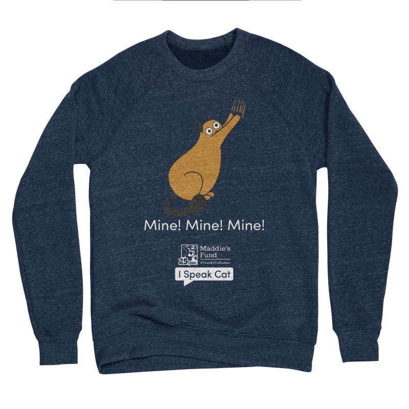 Scratching Women's Sponge Fleece Sweatshirt by Maddie Shop