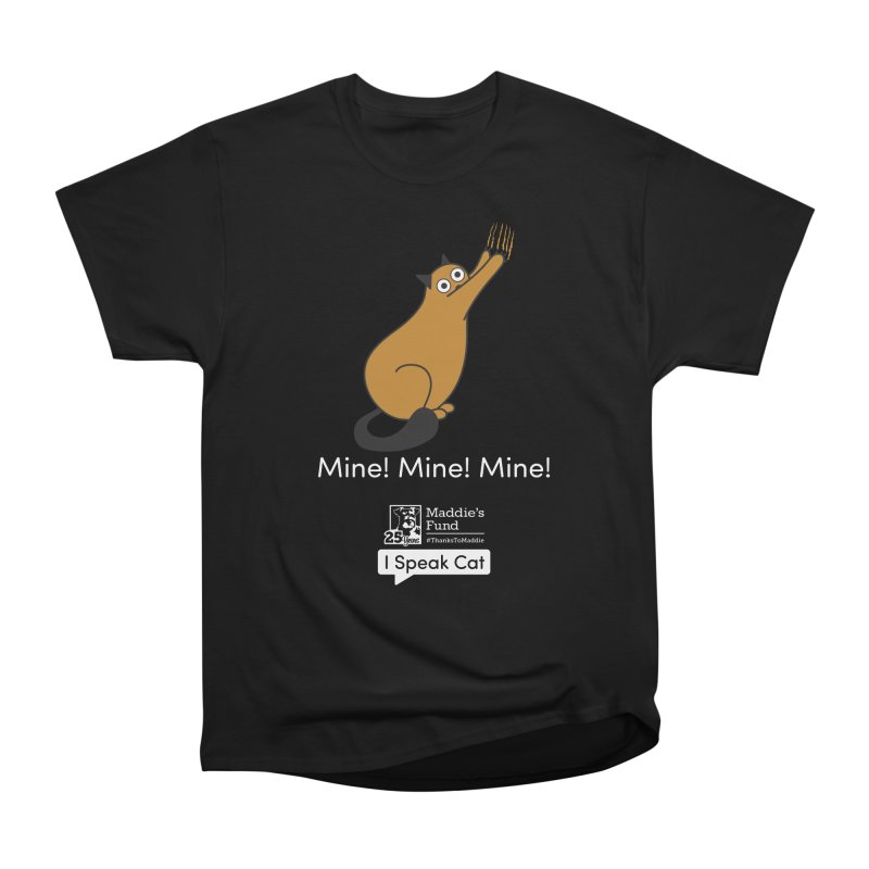 Scratching Men's Heavyweight T-Shirt by Maddie Shop
