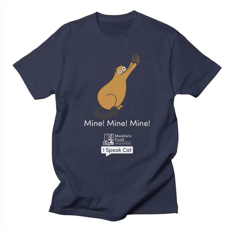 Scratching Men's T-Shirt by Maddie Shop