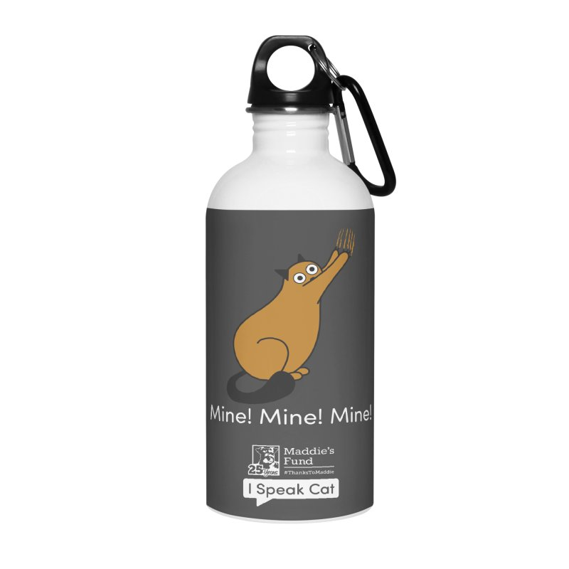 Scratching Accessories Water Bottle by Maddie Shop