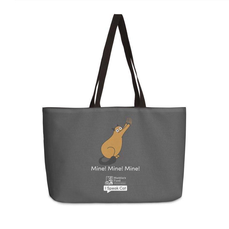 Scratching Accessories Weekender Bag Bag by Maddie Shop