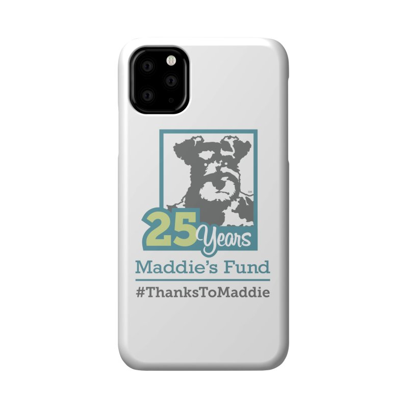 25th Anniversary Logo Light Colors Accessories Phone Case by Maddie Shop