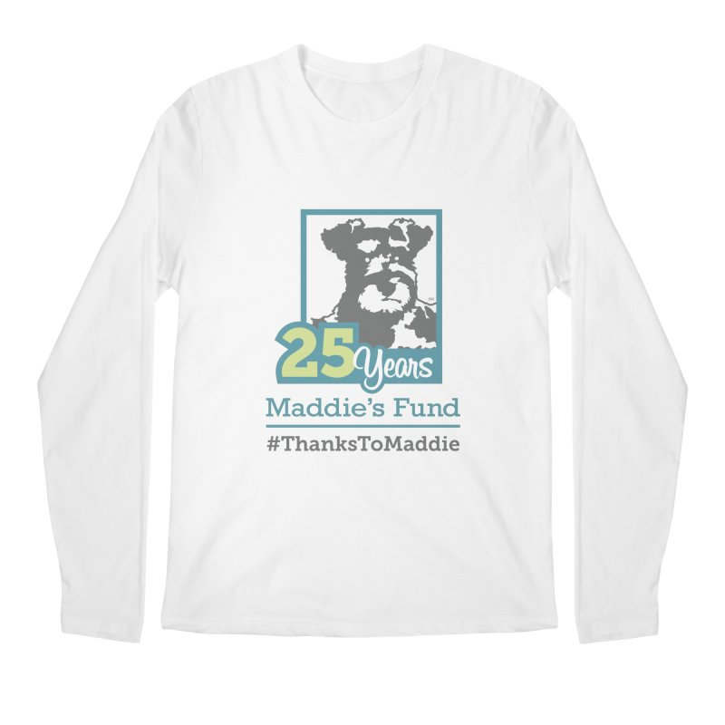 25th Anniversary Logo Light Colors Men's Regular Longsleeve T-Shirt by Maddie Shop
