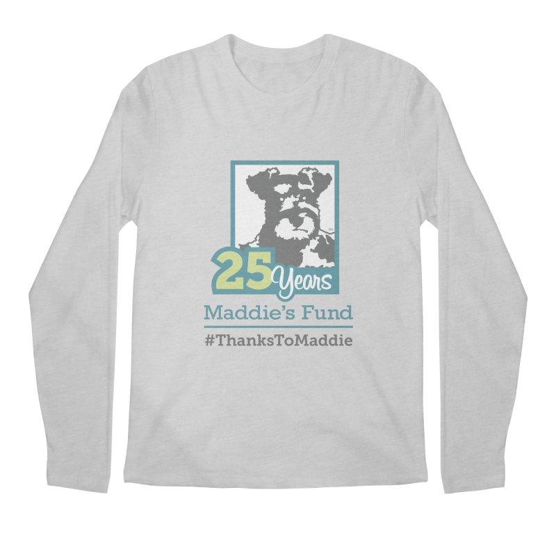 25th Anniversary Logo Light Colors Men's Regular Longsleeve T-Shirt by Maddie Shop
