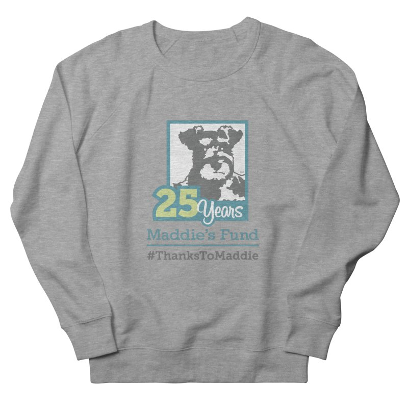 25th Anniversary Logo Light Colors Women's French Terry Sweatshirt by Maddie Shop