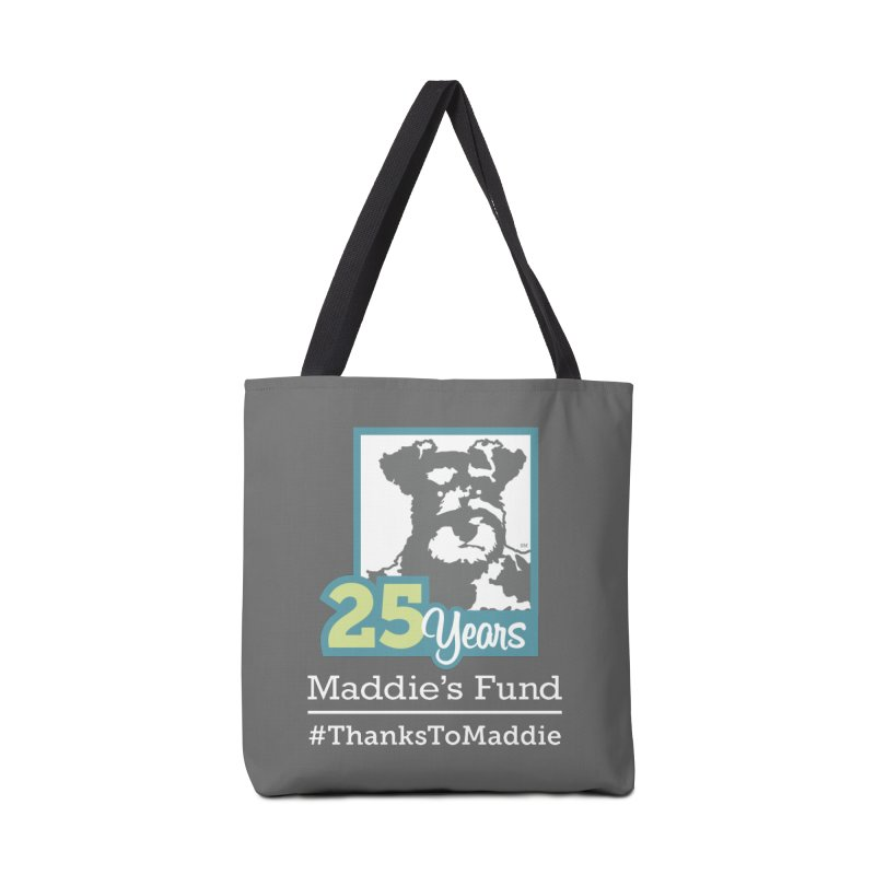 25th Anniversary Logo Dark Colors Accessories Tote Bag Bag by Maddie Shop