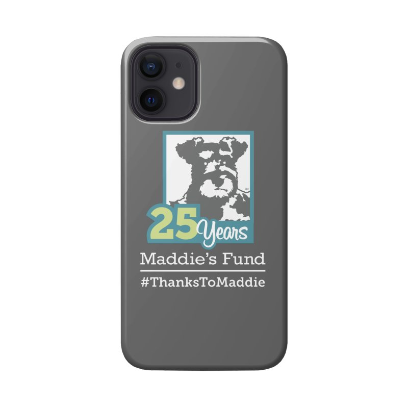 25th Anniversary Logo Dark Colors Accessories Phone Case by Maddie Shop