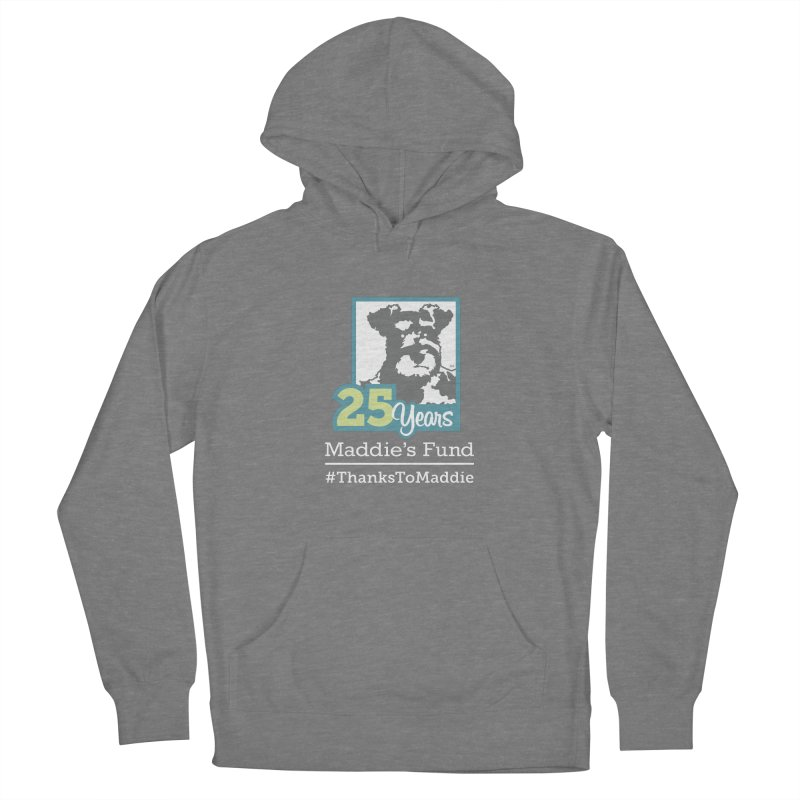 25th Anniversary Logo Dark Colors Women's Pullover Hoody by Maddie Shop
