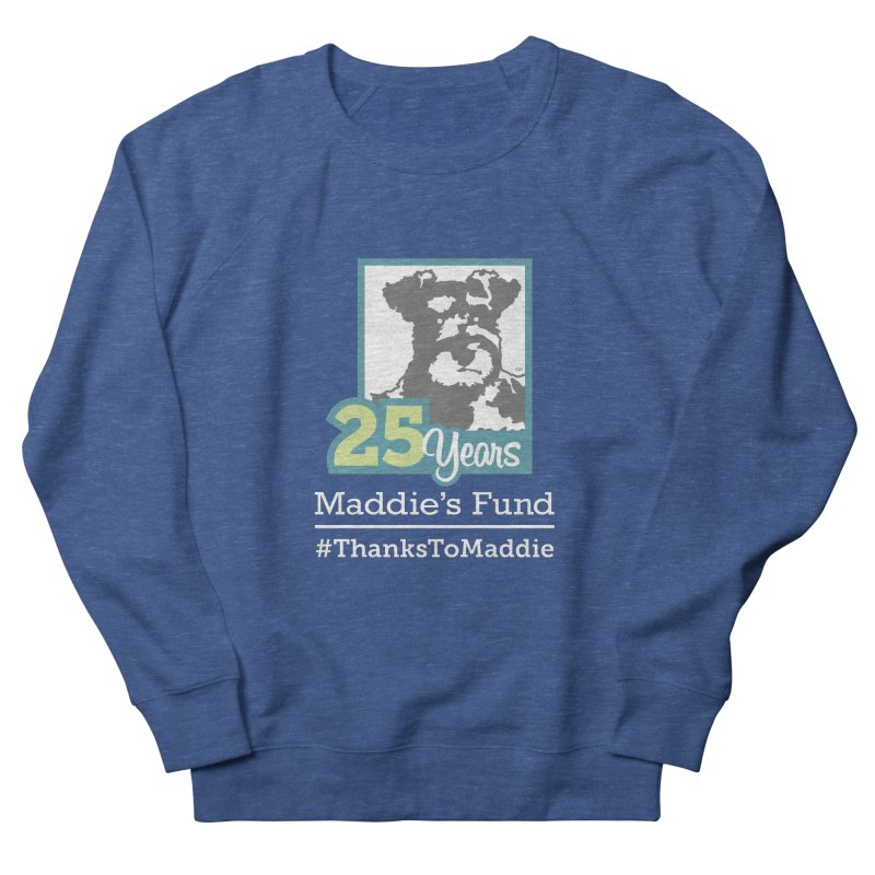 25th Anniversary Logo Dark Colors Men's Sweatshirt by Maddie Shop