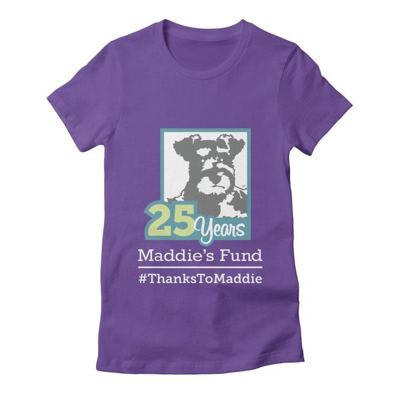 25th Anniversary Logo Dark Colors Women's T-Shirt by Maddie Shop