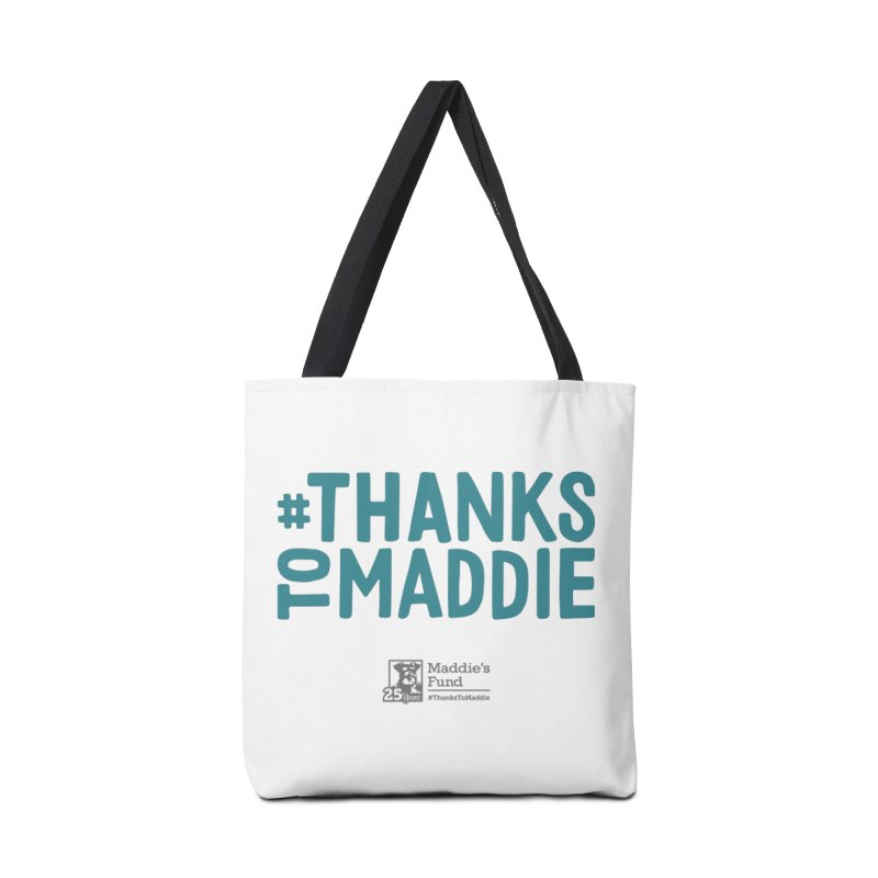 #ThanksToMaddie Light Colors Accessories Tote Bag Bag by Maddie Shop
