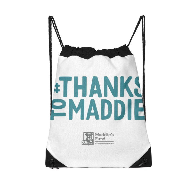 #ThanksToMaddie Light Colors Accessories Drawstring Bag Bag by Maddie Shop