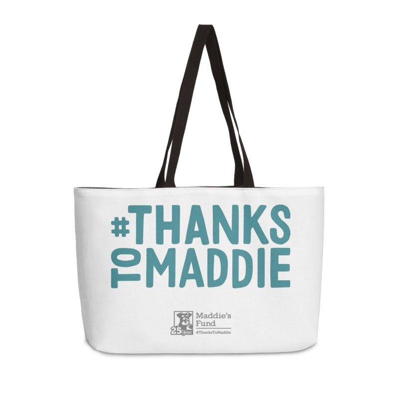 #ThanksToMaddie Light Colors Accessories Weekender Bag Bag by Maddie Shop
