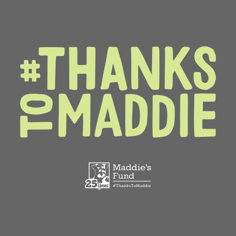 #ThanksToMaddie Dark Colors Men's T-Shirt by Maddie Shop