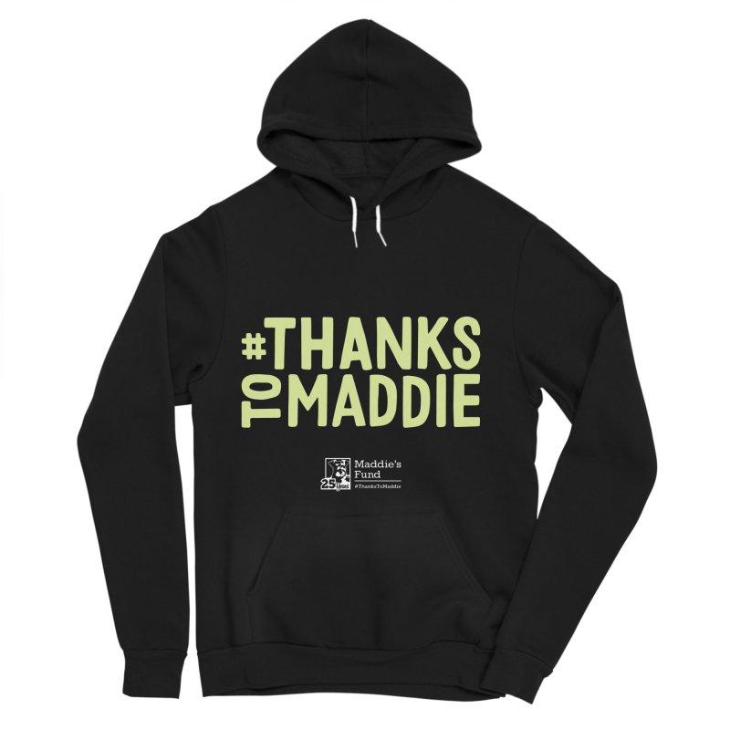 #ThanksToMaddie Dark Colors Women's Sponge Fleece Pullover Hoody by Maddie Shop