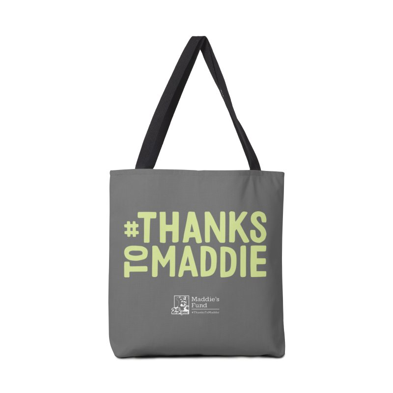 #ThanksToMaddie Dark Colors Accessories Bag by Maddie Shop