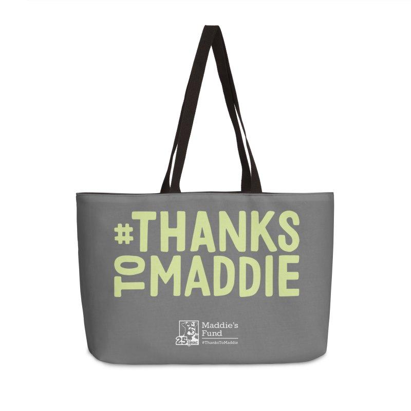 #ThanksToMaddie Dark Colors Accessories Weekender Bag Bag by Maddie Shop