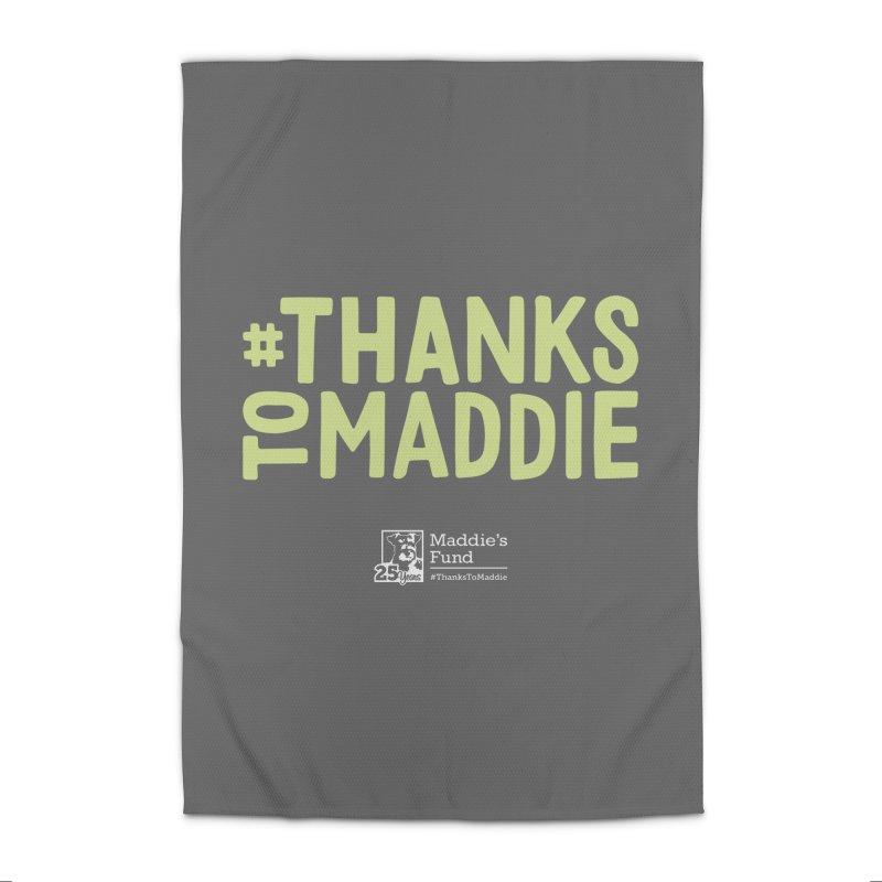 #ThanksToMaddie Dark Colors Home Rug by Maddie Shop