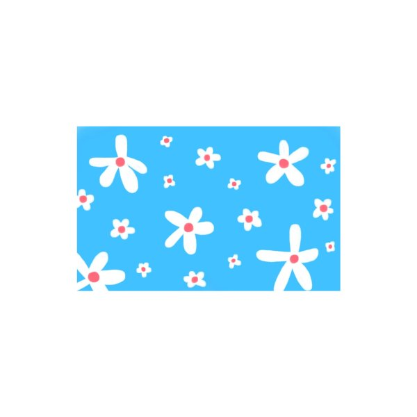 image for Daisy in blue variation 1