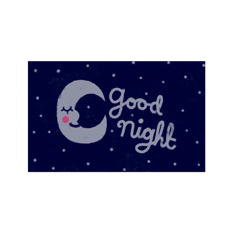 Good Night Home Blanket by maddiewiththeglasses's Artist Shop