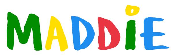 maddiewiththeglasses Logo