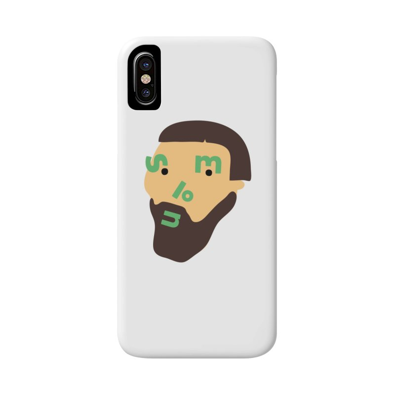 Simon Accessories Phone Case by Made by Corey