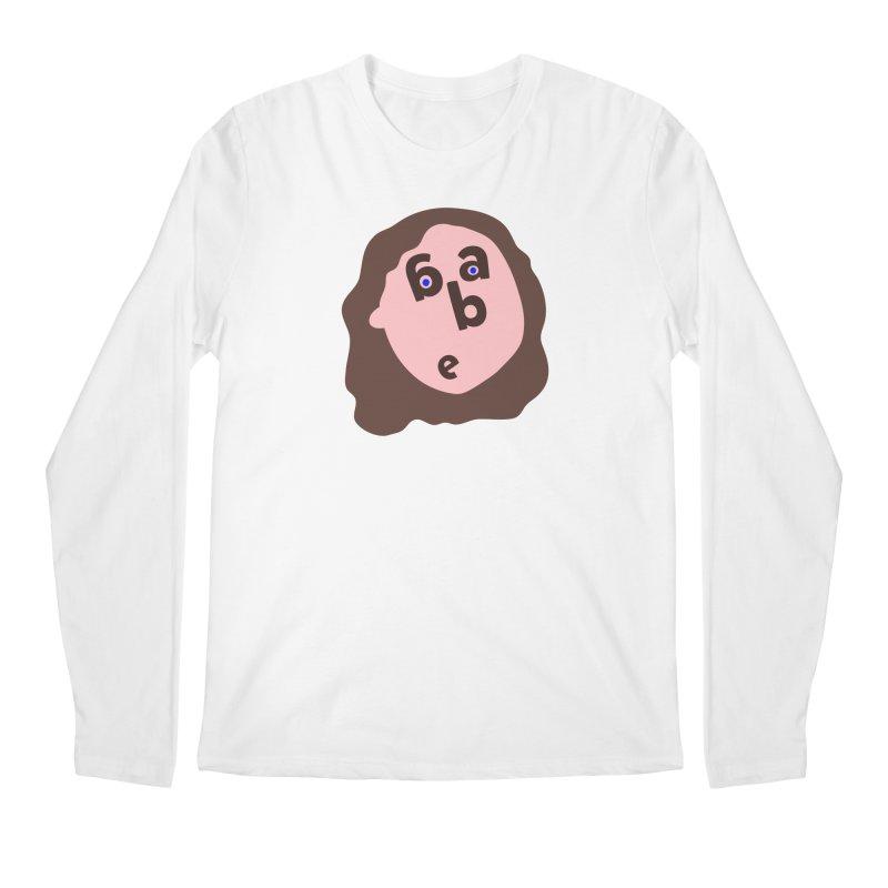 Gabe Men's Longsleeve T-Shirt by Made by Corey