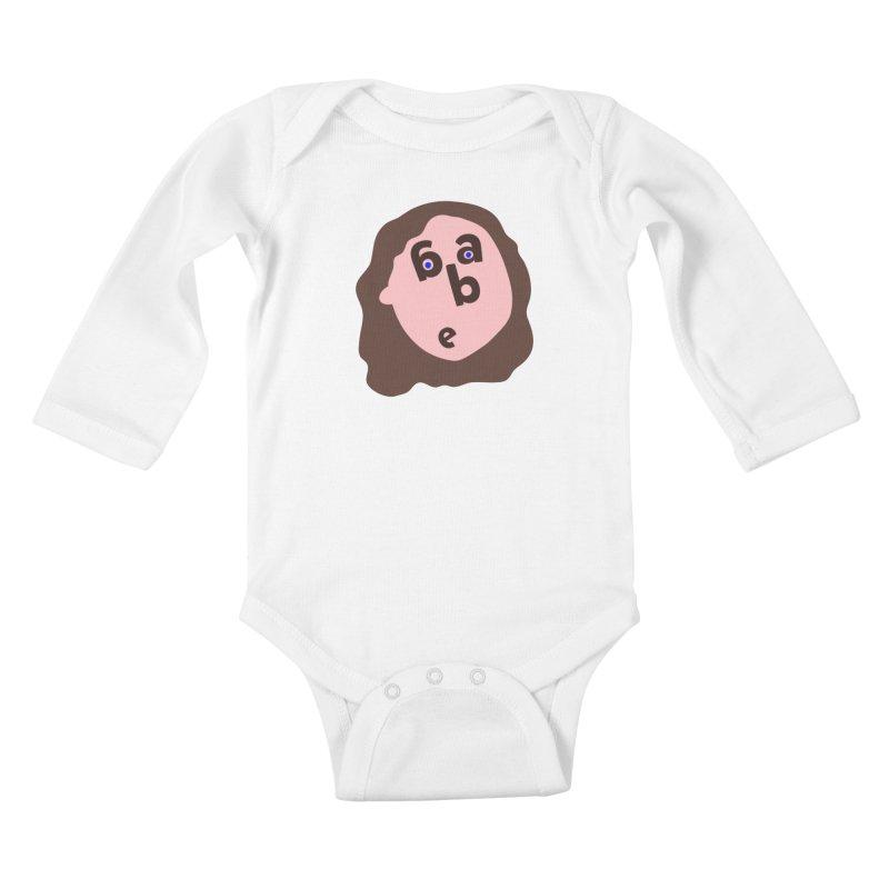 Gabe Kids Baby Longsleeve Bodysuit by Made by Corey