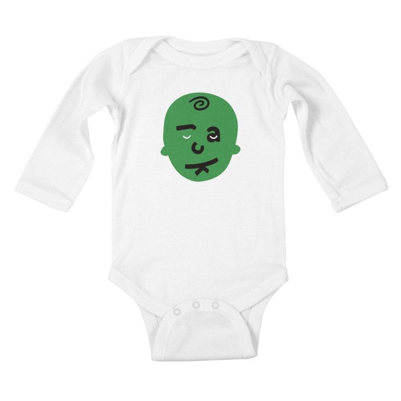 Jack Kids Baby Longsleeve Bodysuit by Made by Corey