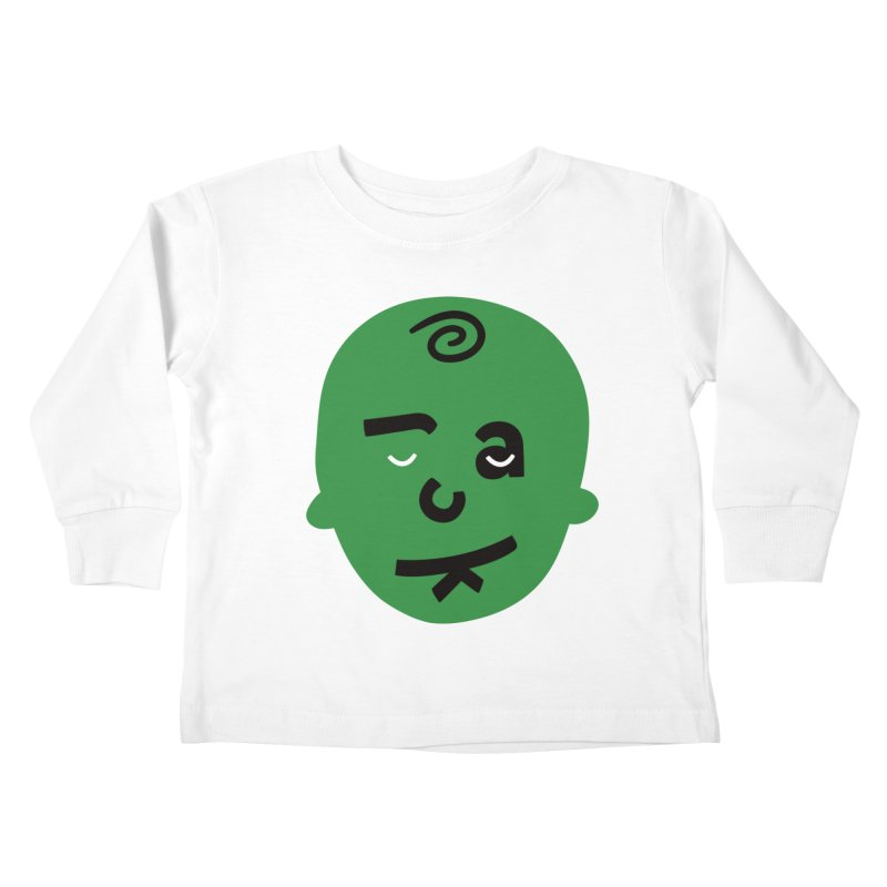 Jack Kids Toddler Longsleeve T-Shirt by Made by Corey