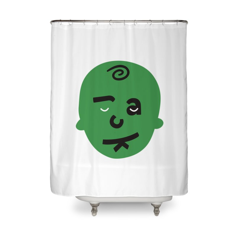 Jack Home Shower Curtain by Made by Corey