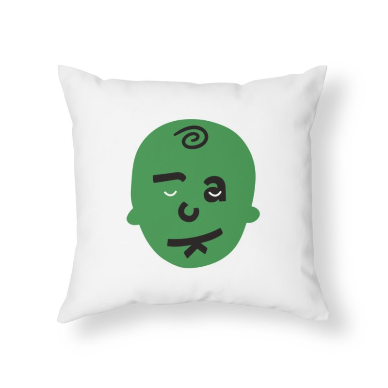 Jack Home Throw Pillow by Made by Corey
