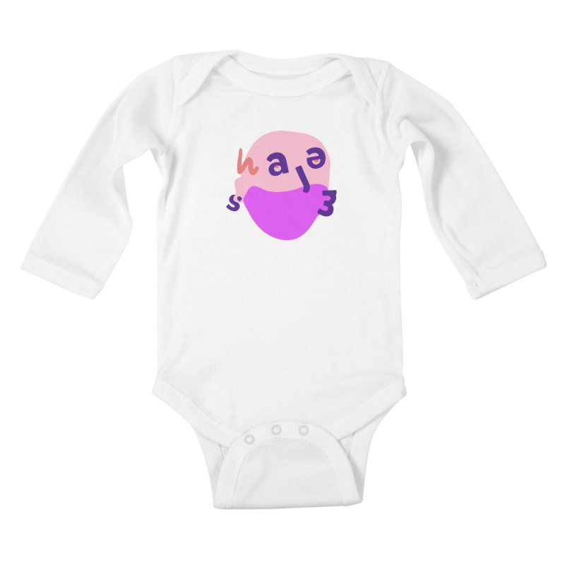 James Kids Baby Longsleeve Bodysuit by Made by Corey