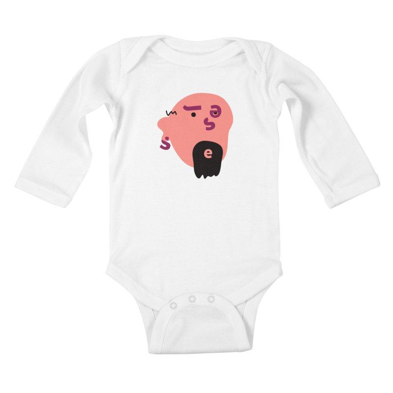 Jesse Kids Baby Longsleeve Bodysuit by Made by Corey
