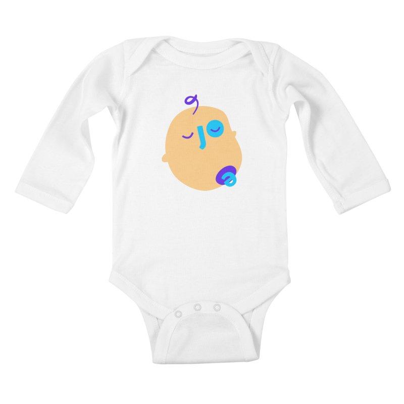 Joe Kids Baby Longsleeve Bodysuit by Made by Corey