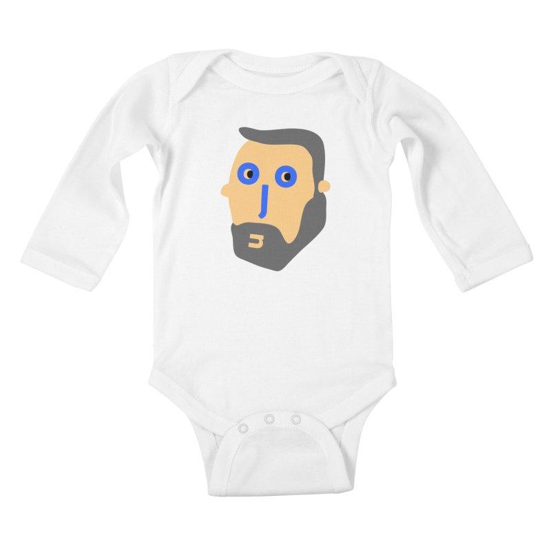 Jono Kids Baby Longsleeve Bodysuit by Made by Corey